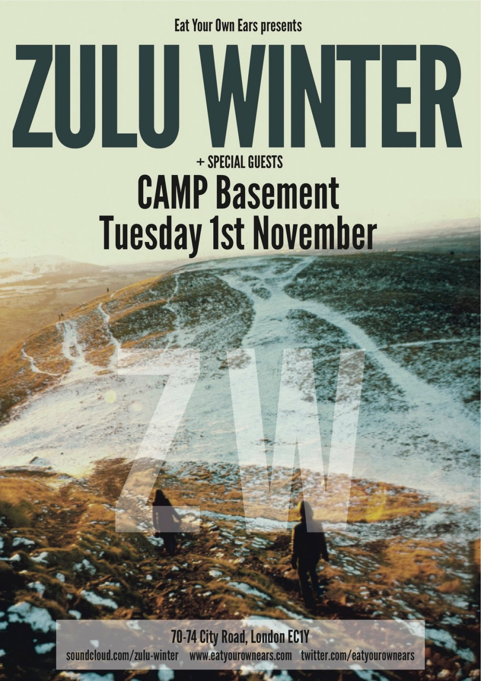 Zulu Winter - Talk Origins, Hype and Why They're Not the Next Wild Beasts