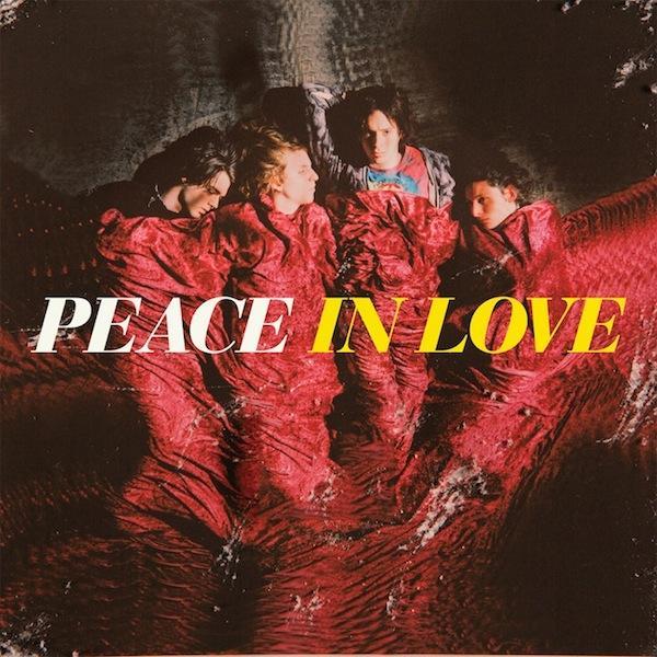 PEACE IN LOVE big